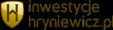 Inwestycje Hryniewicz.pl logo